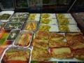 Pollo all'indiana e riso thai con peperoni Veg