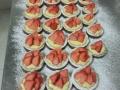 Le crostatine di frutta
