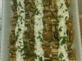 Involtini di melanzane in crema di gorgonzola