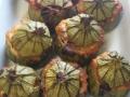 Zucchine tonde ripiene VEGAN